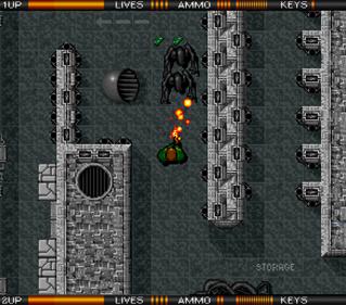 Alien Breed Special Edition & Qwak - Screenshot - Gameplay