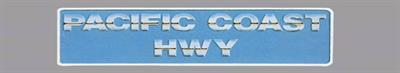 Pacific Coast Hwy - Banner