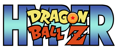Hyper Dragon Ball Z - Clear Logo