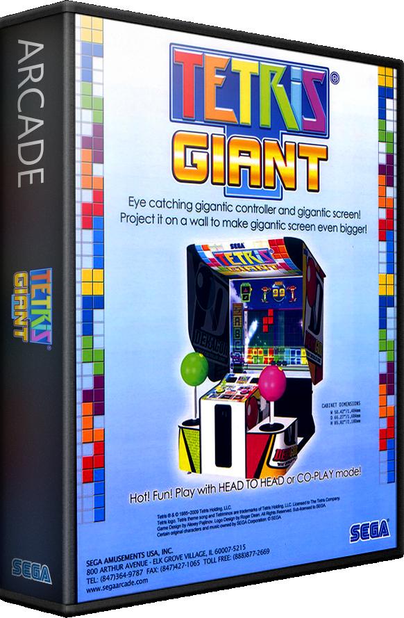 Tetris Giant Details - LaunchBox Games Database