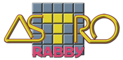 Astro Rabby - Clear Logo