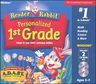 Reader Rabbit Personalized 1st Grade