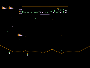 Defender - Screenshot - Gameplay
