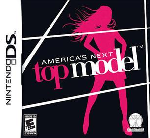 Americas Next Top Model - Box - Front