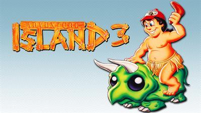 Adventure Island 3 - Fanart - Background