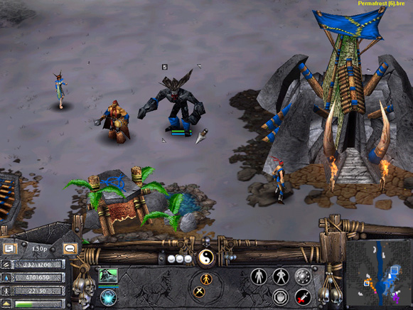 Battle Realms Winter Of The Wolf Details Launchbox Games Database