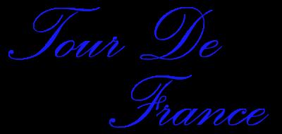 Tour De France - Clear Logo