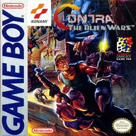 Contra: The Alien Wars