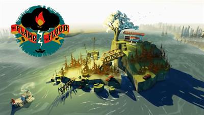 The Flame in the Flood - Fanart - Background