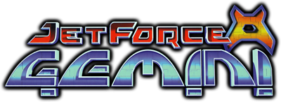 Jet Force Gemini - Clear Logo