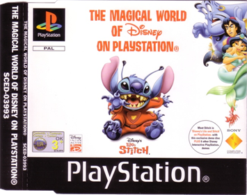 The Magical World of Disney on PlayStation