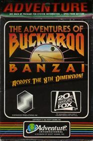The Adventures of Buckaroo Banzai: Across the 8th Dimension!