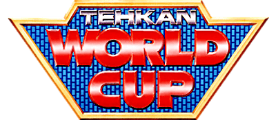 Tehkan World Cup - Clear Logo