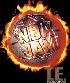 NBA Jam Tournament Edition - Clear Logo