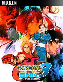 Capcom vs. SNK 3: Battle of the Millennium