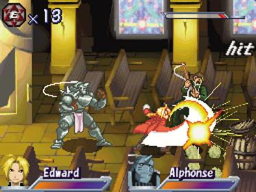 Fullmetal Alchemist: Dual Sympathy - Screenshot - Gameplay