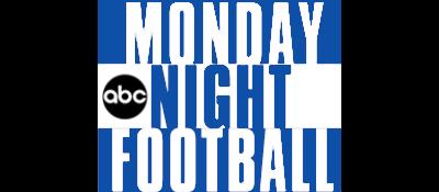 ABC Monday Night Football - Clear Logo