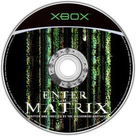 Enter the Matrix - Disc