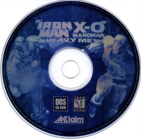 Iron Man / X-O Manowar in Heavy Metal - Disc