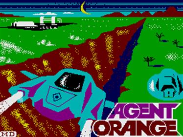 Agent Orange - Screenshot - Game Title