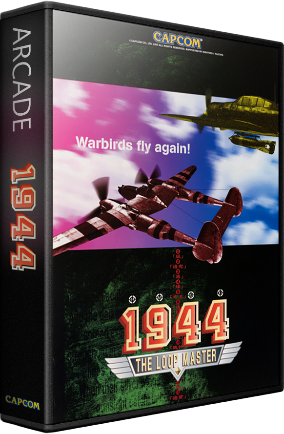 1944 The Loop Master Details LaunchBox Games Database