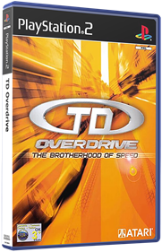 TD Overdrive: The Brotherhood of Speed - Box - 3D