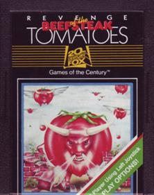 Revenge of the Beefsteak Tomatoes - Cart - Front