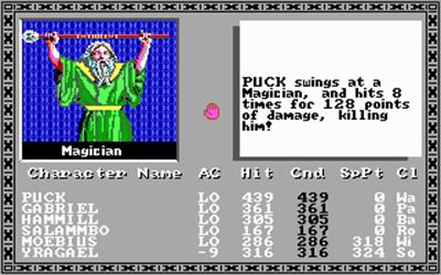 The Bard's Tale - Screenshot - Gameplay