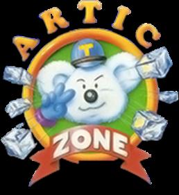 Artic Zone - Clear Logo