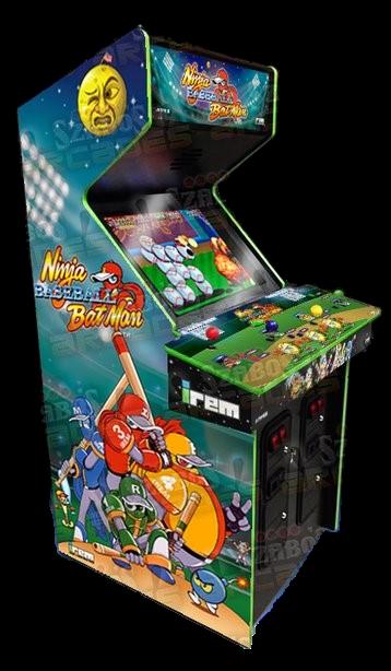Ninja Baseball Bat Man Details - LaunchBox Games Database