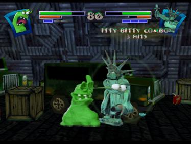 Clay Fighter: Sculptor's Cut - Screenshot - Gameplay
