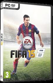 FIFA 15 - Box - 3D