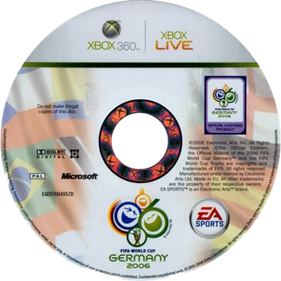 FIFA World Cup: Germany 2006  - Disc