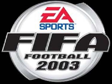 FIFA Soccer 2003 - Clear Logo