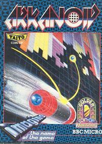 Arkanoid - Box - Front