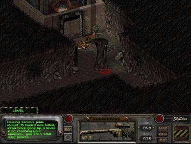 Fallout 2 - Screenshot - Gameplay