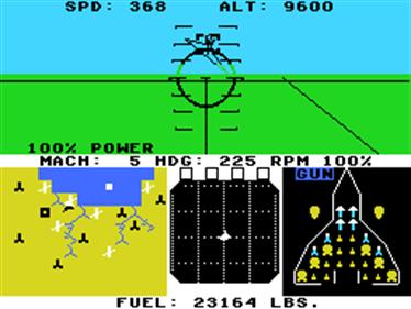 F-15 Strike Eagle - Screenshot - Gameplay