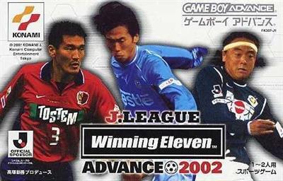 J-League Winning Eleven Advance 2002