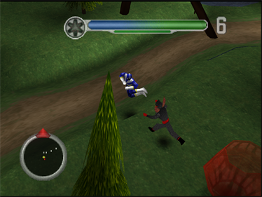 Power Rangers: Lightspeed Rescue - Screenshot - Gameplay