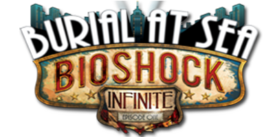 BioShock Infinite: Burial at Sea: Episode 1 - Clear Logo