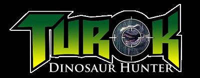 Turok: Dinosaur Hunter - Clear Logo