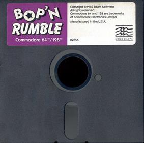 Bop'n Rumble - Disc