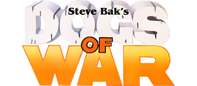 Dogs of War - Clear Logo