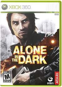 Alone in the Dark - Box - Front - Reconstructed