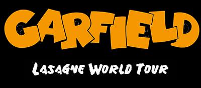 Garfield: Lasagna World Tour - Clear Logo