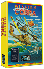 Mission Cobra - Box - 3D