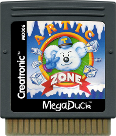 Artic Zone - Cart - Front