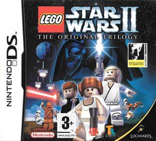 LEGO Star Wars II: The Original Trilogy - Box - Front