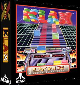 Klax - Box - 3D