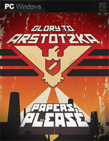 Papers, Please - Fanart - Box - Front